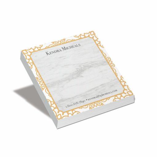 """100-Sheet Stik-Withit® Adhesive Notepad (3""""x3"""")"""