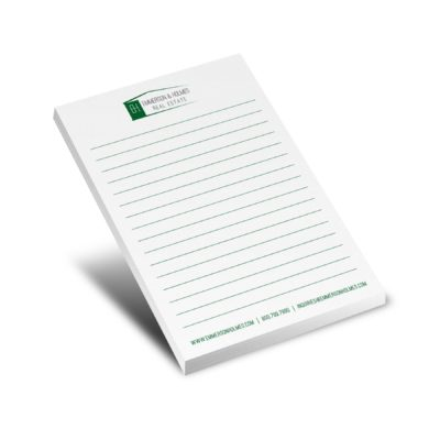 "100-Sheet Stik-Withit® Adhesive Notepad (4""x6"")"