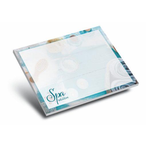 """25-Sheet Stik-Withit® Adhesive Notepad (4""""x3"""")"""