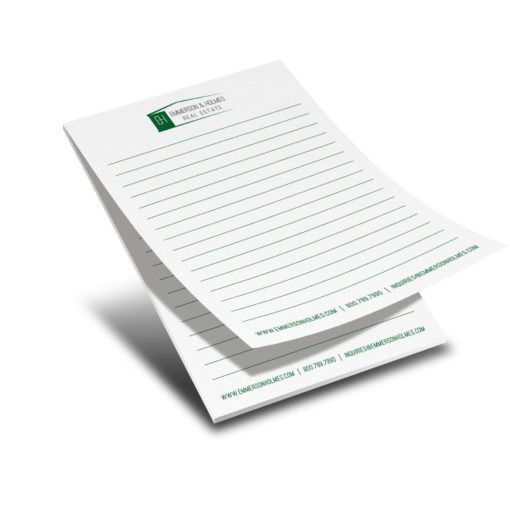 "25-Sheet Stik-Withit® Adhesive Notepad (4""X6"")"