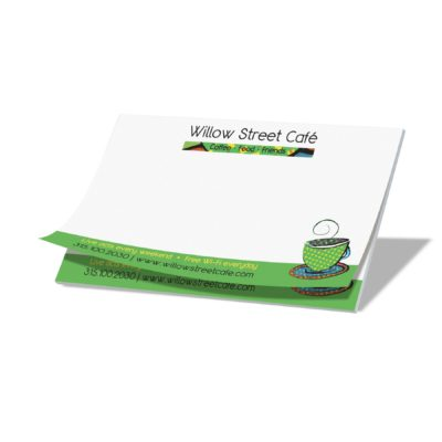 "25-Sheet Stik-Withit® Adhesive Notepad (5""x3"")"