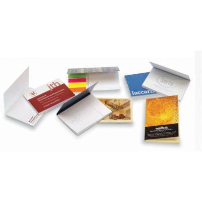 """5""""x3"""" Cover - Stik-Withit® Pocket w/ 2 Pads (3""""x3"""" & 2""""x3"""")"""