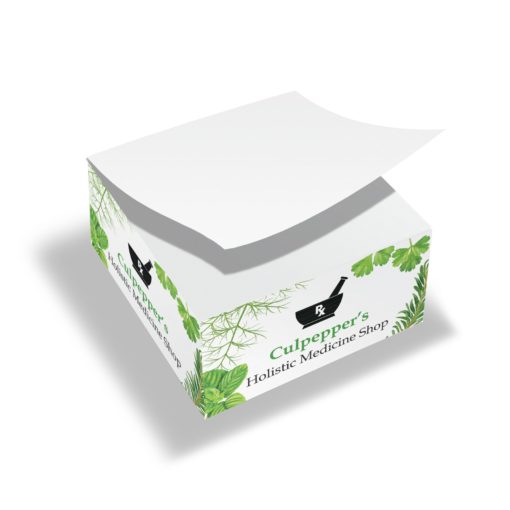 "Stik-Withit® Note Cube® Half Size (2 3/4""x2 3/4""x1 3/8"")"