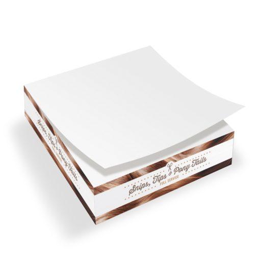 "Stik-Withit® Note Cube® Half Size (3 7/8""x3 7/8""x1"")"
