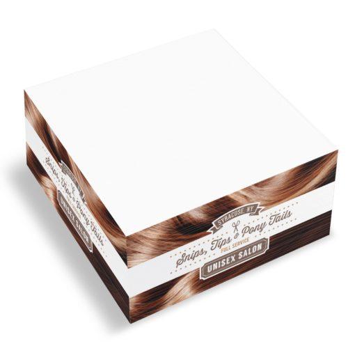 "Stik-Withit® Note Cube® Half Size (3 7/8""x3 7/8""x2"")"