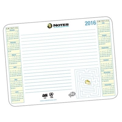 "Collated Stik-Withit® Mouse Notes™ (8""x6"")"