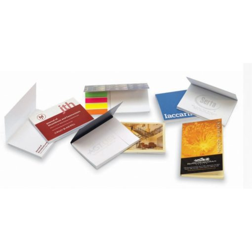 """Stik-Withit® Pocket Pads® w/ 125 Flags & 25 Sheet 3""""x3"""" Pad"""