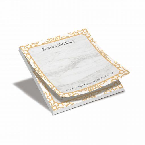 """50-Sheet Stik-Withit® Adhesive Notepad (3""""x3"""")"""
