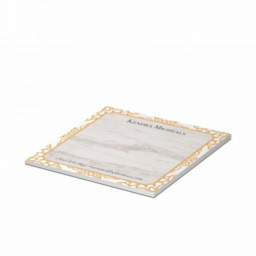 """25-Sheet Stik-Withit® Adhesive Notepad (3""""x3"""")"""