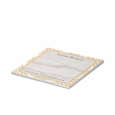 "25-Sheet Stik-Withit® Adhesive Notepad w/ Colored Paper (3""x3"")"