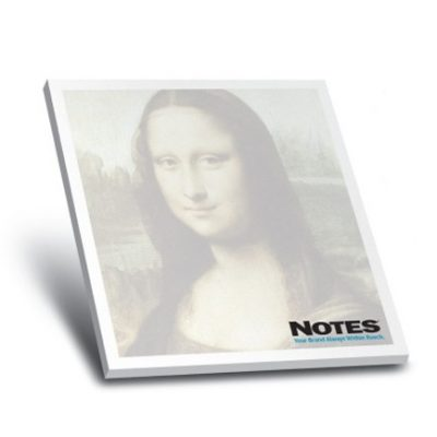 """Short Run - 50 Sheet Stik-Withit® Adhesive Notepad (4""""x3"""")"""