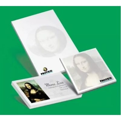 "25 Sheet Stik-Withit® Adhesive Notepad (4""x3"")"