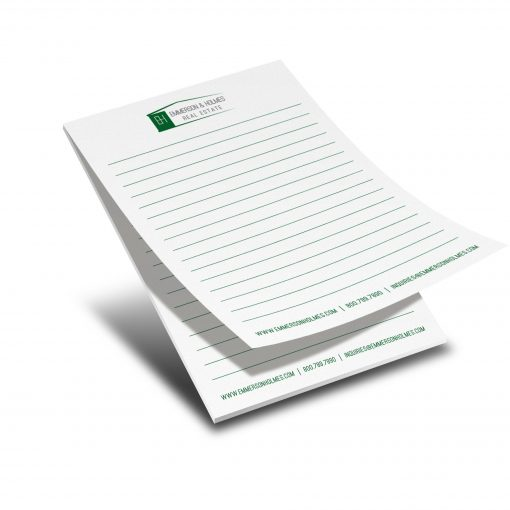 "25-Sheet Stik-Withit® Adhesive Notepad w/Colored Paper (4""x6"")"