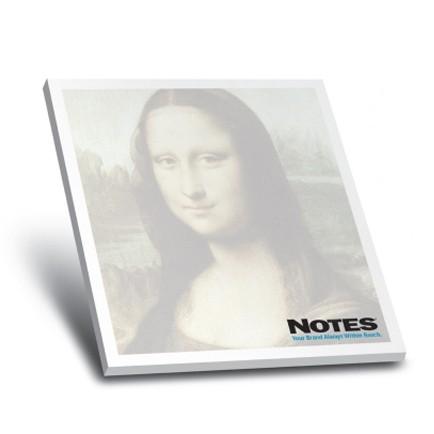 """25-Sheet Stik-Withit® Short Run Adhesive Notepad (3 1/2""""x2"""")"""