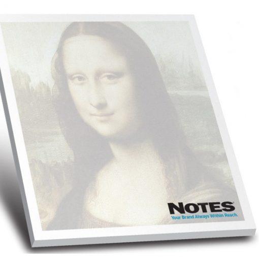 """25-Sheet Stik-Withit® Short Run Adhesive Notepad (4""""x3"""")"""