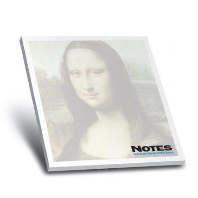 """50-Sheet Stik-Withit® Short Run Adhesive Notepad (5""""x8"""")"""