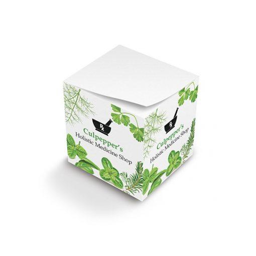 "Below Minimum - Full Size Stik-Withit® Note Cube® Notepad (2 3/4""x2 3/4""x2 3/4"")"