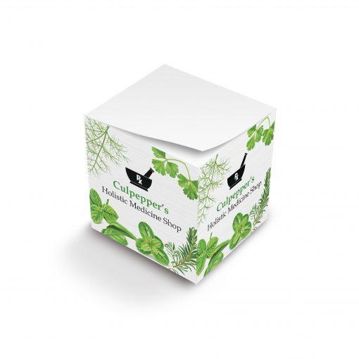 "Stik-Withit® Full Size Note Cube® Notepad (2 3/4""x2 3/4""x2 3/4"")"