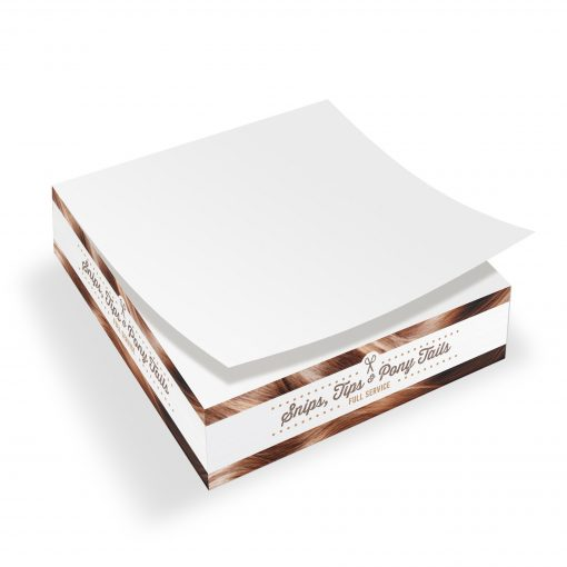 """Stik-Withit® Half Size Note Cube® Notepad (3 7/8""""x3 7/8""""x1"""")"""